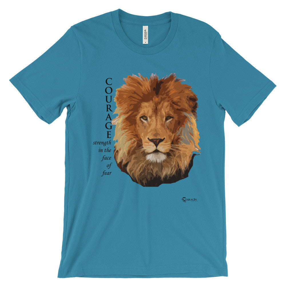 Courage of the Lion T-shirt