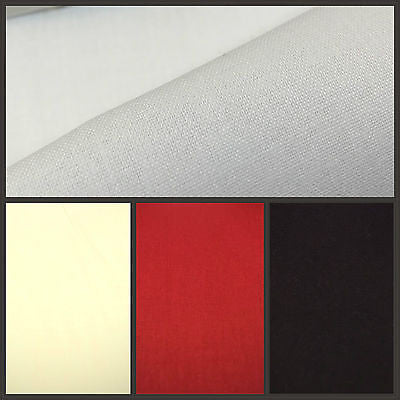 "100% Cotton Sheeting fabric ideal for bedding, backdrops & Crafting 94"" M702"
