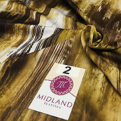 "Artistic Two Tonal Shaded Royal Micro Matt Satin Fabric 58"" M168 Mtex - Midland Textiles & Fabric"