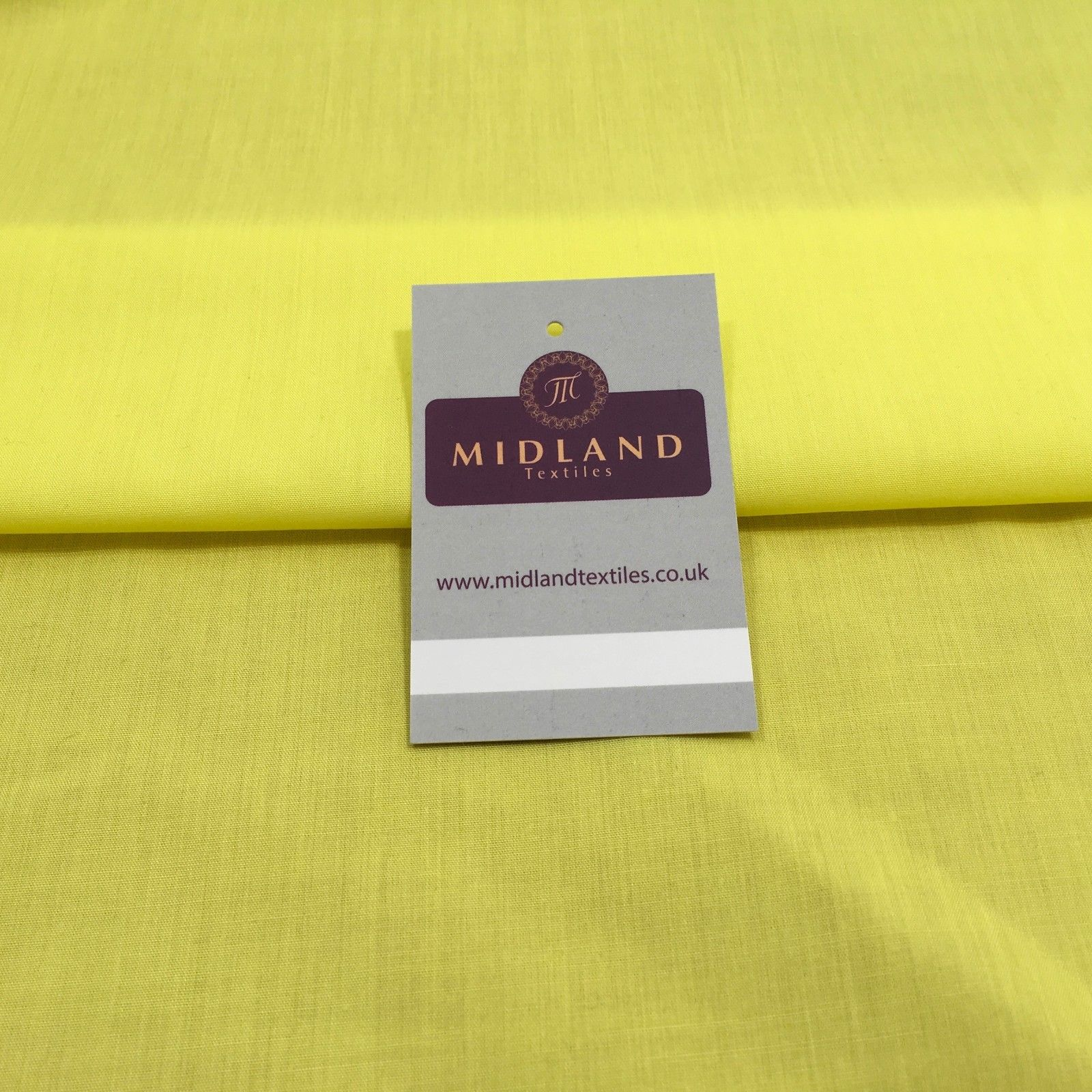 "PLAIN DYED POLYCOTTON 45"" WIDE FABRIC MA820 Sold Per Metre Scrubs"