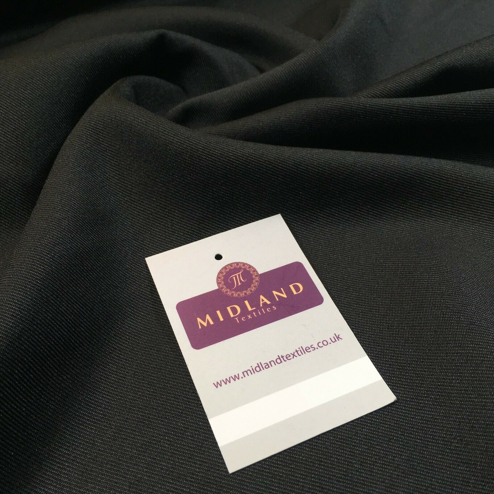 Gaberdine Twill ideal for uniforms & overcoats Fabric 150cm MD1201 Mtex