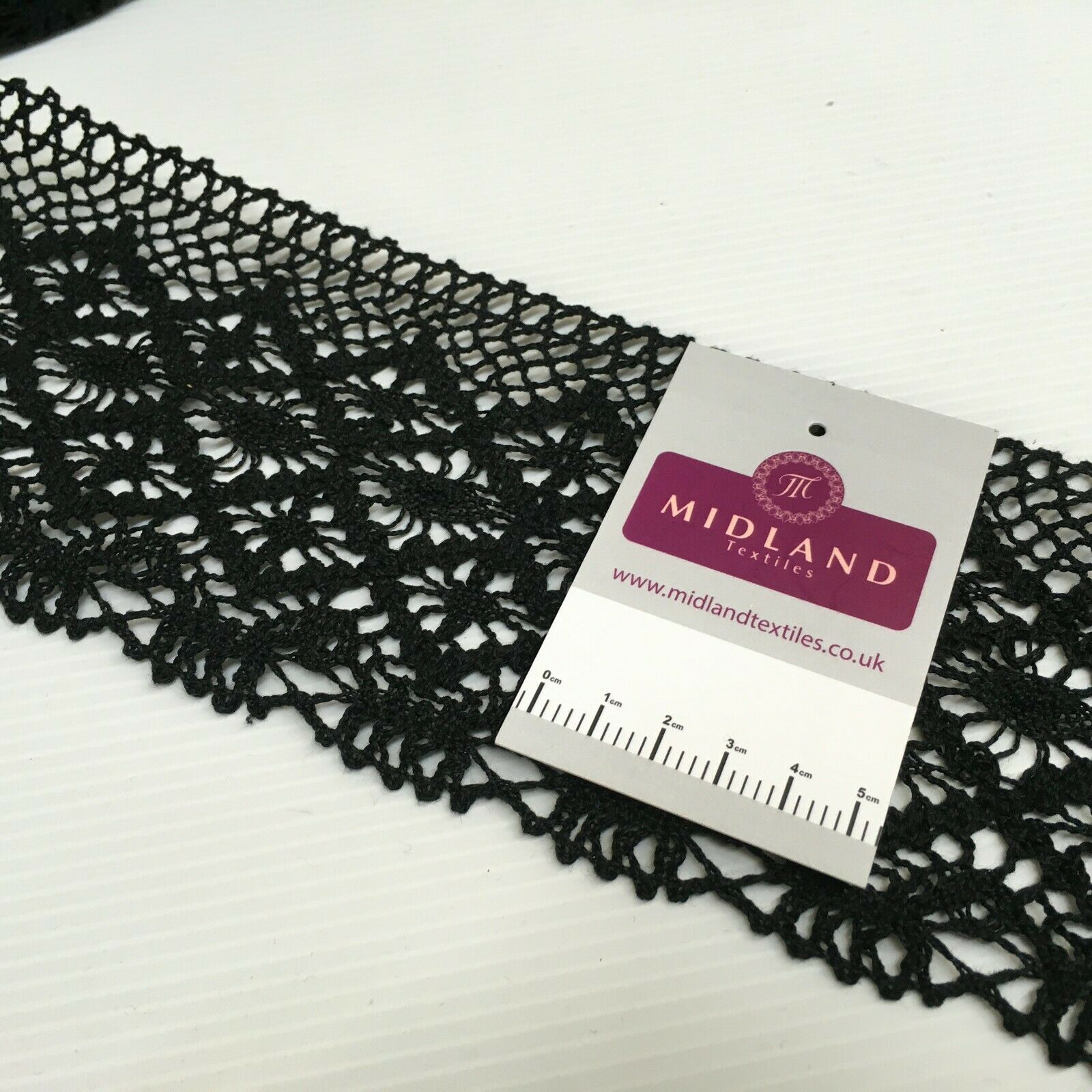 Crochet Cotton Lace Trim  M1529