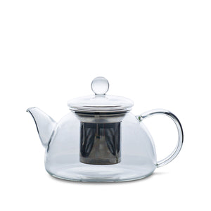 American Gongfu Teapot by Redbird Glass  - Buy One and get Free Tea! Make it a Holiday Gift
