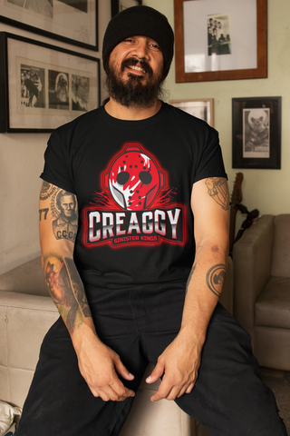 Twitch - Creaggy | Men's T-Shirt - Sinister Kings
