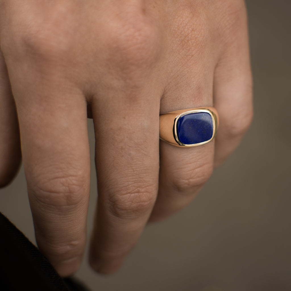 The Thin Cushion Lapis