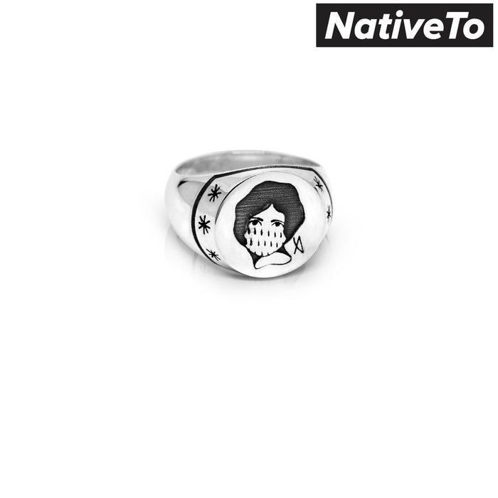 NativeToo x CHD RING