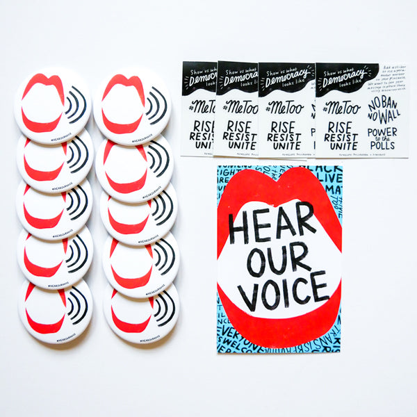 Share Your Voice Set