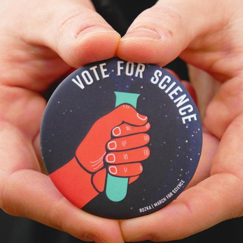Vote For Science