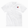 ILY Patch Supima Cotton Tee
