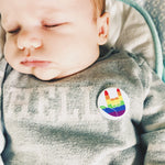 ILY PRIDE Button