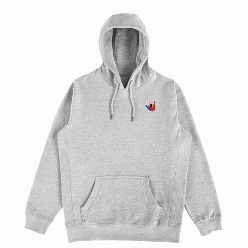 ILY Patch Hoodie - Heavyweight