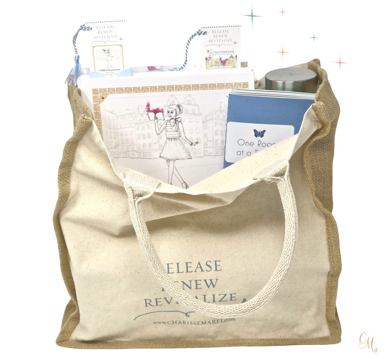 3Rs Travel-Perfect Organic Tote