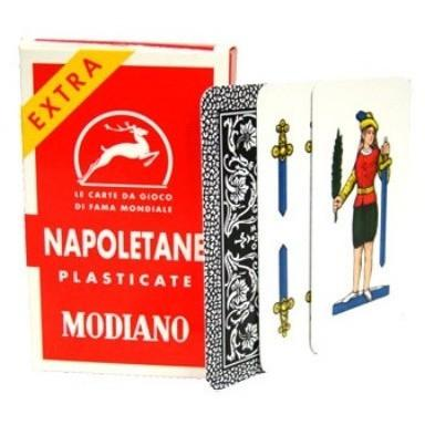 Modiano Napoletane Italian Playing Cards