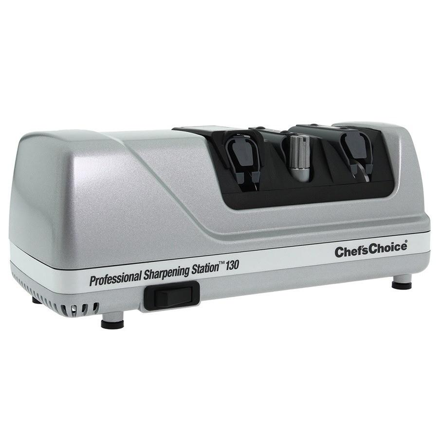 Chef's Choice 130 Professional Sharpening Station Platinum