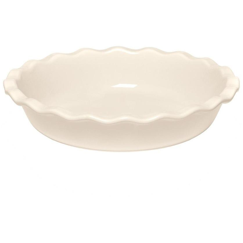 Emile Henry High Resistance 1.5L Pie Dish Clay
