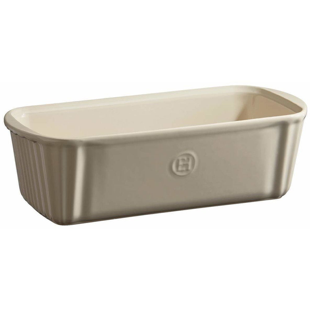 Emile Henry High Resistance 12x5-inch 2L Loaf Pan Clay 2017