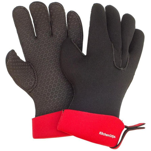 Cuisipro KitchenGrips Large 5 Finger Chef's Gloves 2-Piece