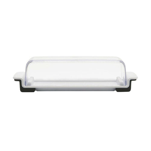 OXO Good Grips Butter Dish White/Clear