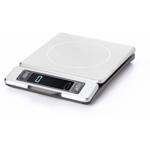 OXO Good Grips 11 lb Stainless Steel Scale with Pull-Out Display