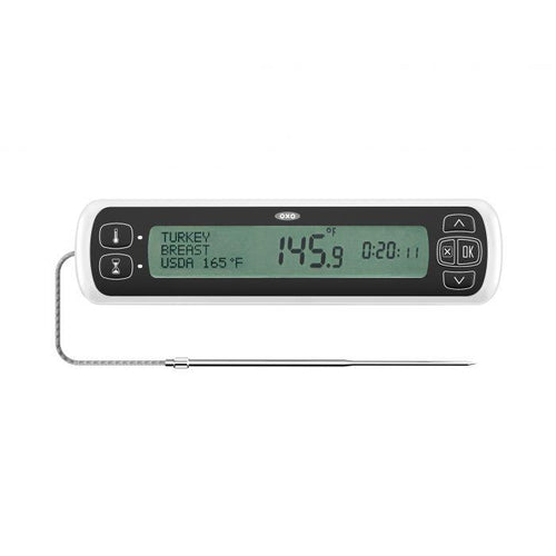 OXO Good Grips Chef's Precision Digital Leave-In Thermometer