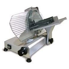 Omcan 9in Professional Meat Slicer