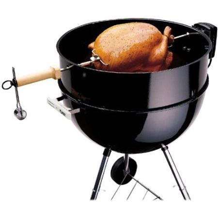 Weber Kettle Rotisserie Kit