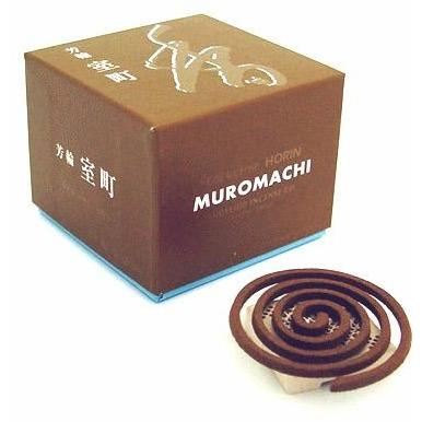 Shoyeido Horin Muromachi City of Culture Incense (10 Coils)