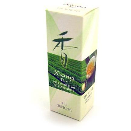 Shoyeido Xiang Do Green Tea Incense (20 Sticks)