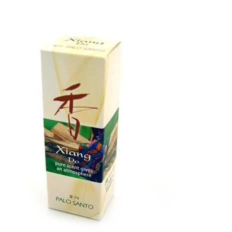Shoyeido Xiang Do Palo Santo Incense (20 Sticks)