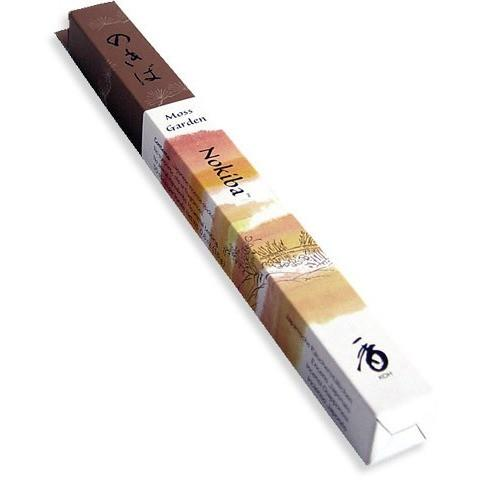Shoyeido Daily Moss Garden Nokiba Incense (35 Sticks)