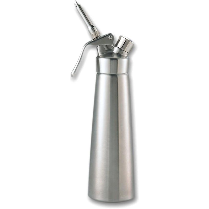 Mosa Professional 0.5-Liter Cream Whipper, Stainless