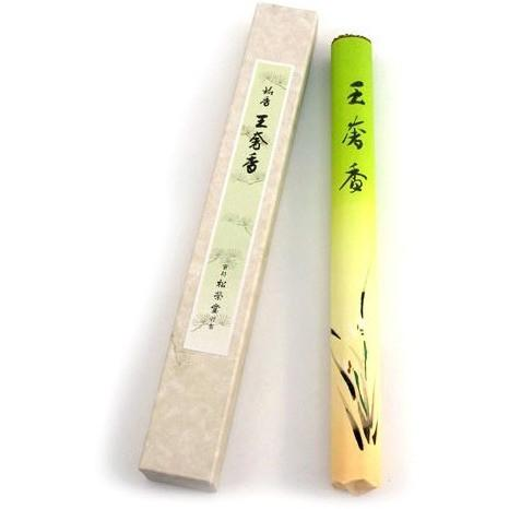 Shoyeido Premium King's Aroma Ohjya-koh Incense (90 Sticks)