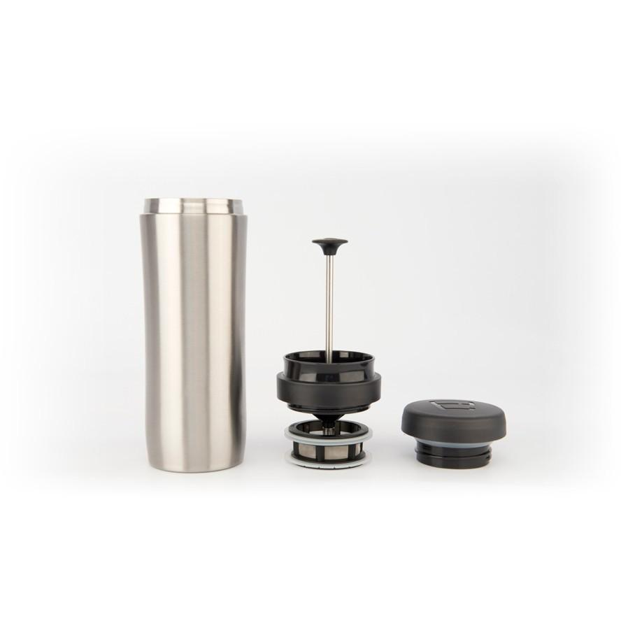 Espro Travel Press for Tea Brushed Stainless