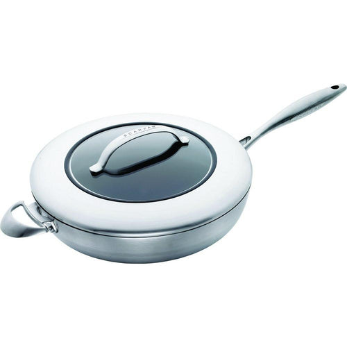 SCANPAN CTX 12.75in Ceramic Titanium Covered Saute Pan