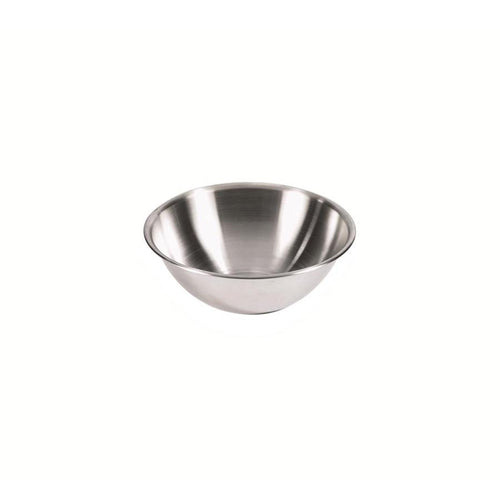 Browne 0.7-Quart 18/8 Stainless Steel Mixing Bowl