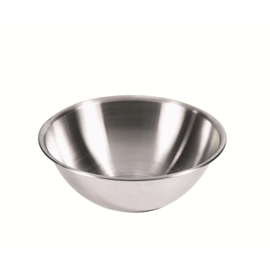 Browne 6-Quart 18/8 Stainless Steel Mixing Bowl