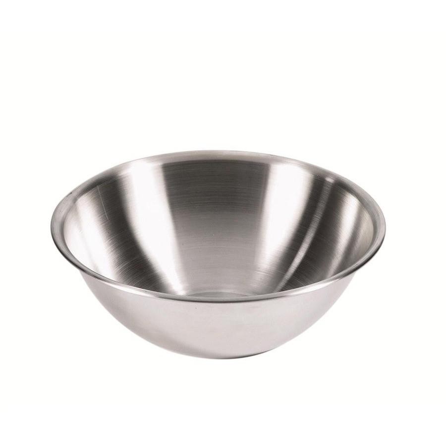 Browne 8-Quart 18/8 Stainless Steel Mixing Bowl