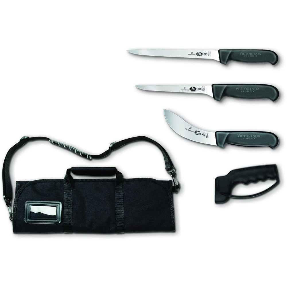 Victorinox Fibrox Small Field Dressing 5-Piece Knife Set