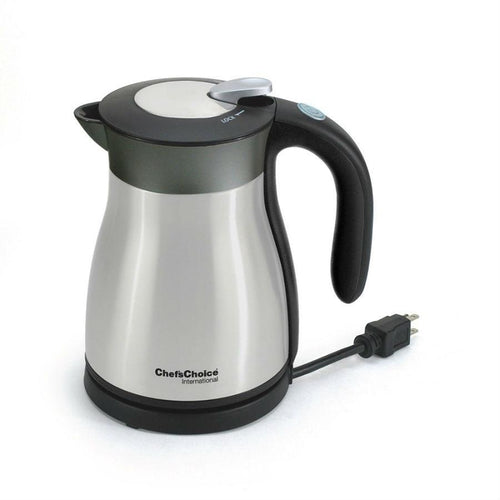 Chef's Choice M691 KeepHot 1.2L Thermal Electric Kettle