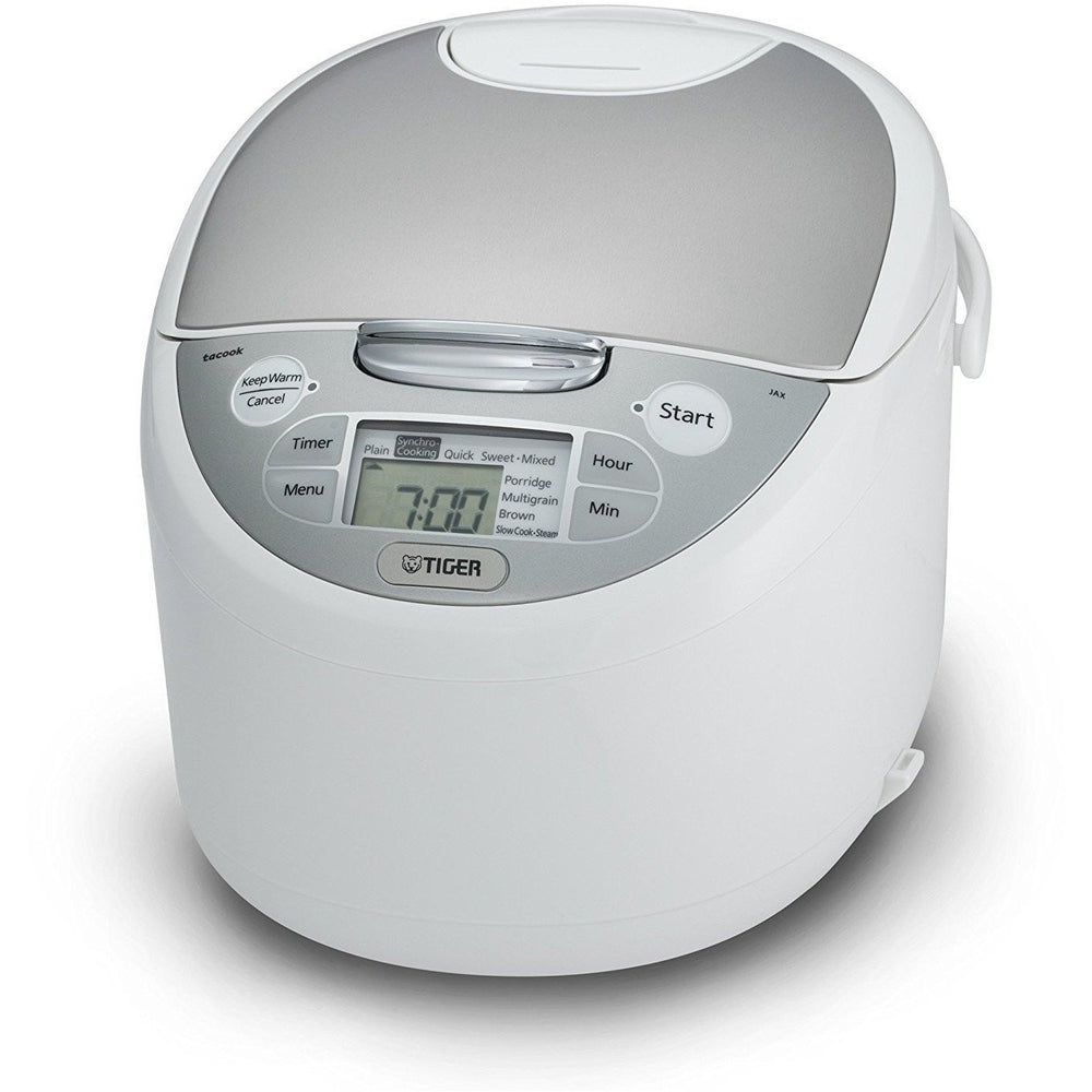 Tiger JAX-S18U 10-Cup Microcomputer Controlled Rice Cooker/Warmer