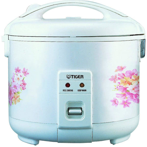 Tiger 4-Cup Electric Rice Cooker/Warmer
