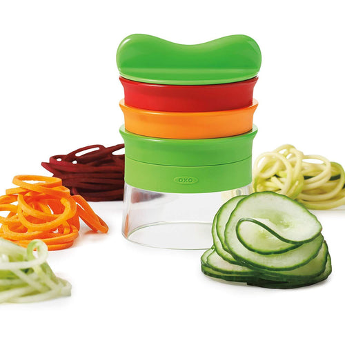 OXO Good Grips 3 Blade Hand-Held Spiralizer