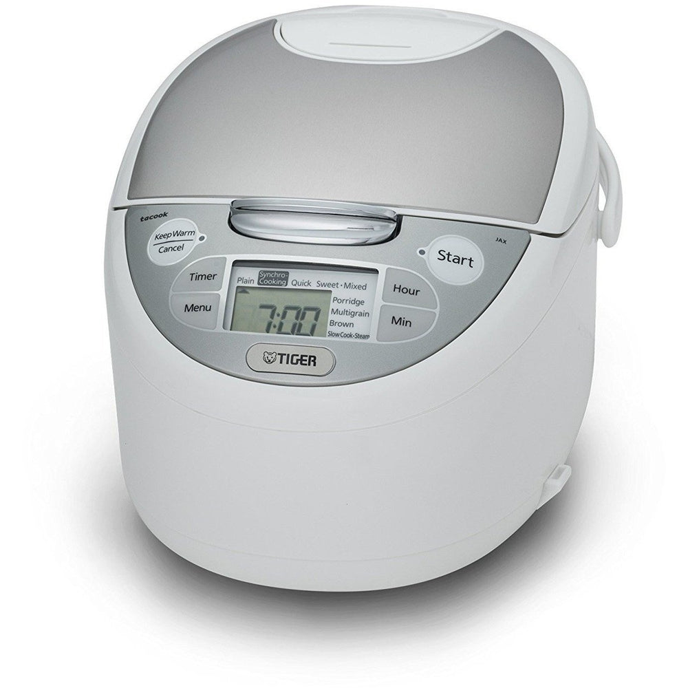 Tiger JAX-S10U 5.5-Cup Microcomputer Controlled Rice Cooker/Warmer