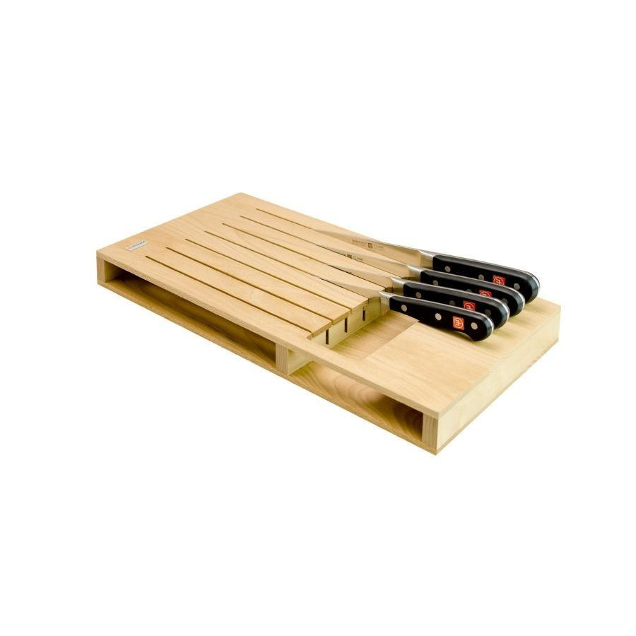 Wusthof In-Drawer 7-Slot Knife Tray