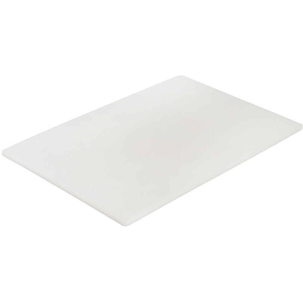 Cuisipro Restaurant 12x18in Cutting Board White