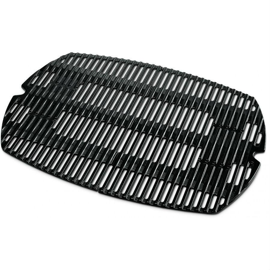 Weber Q 300/3000 Porcelain-Enameled Cast-Iron Cooking Grates