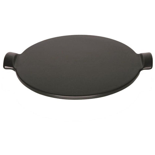 Emile Henry BBQ Ceramic 14.5in Pizza Stone Charcoal