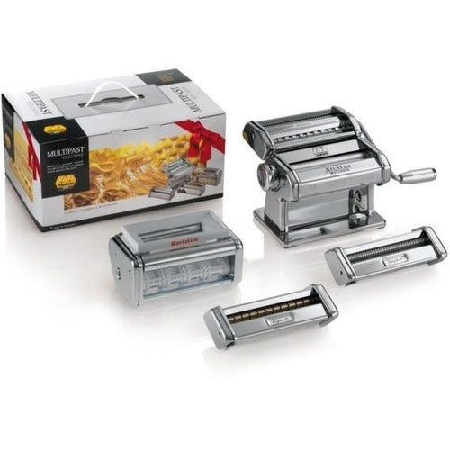 Marcato Multipast Pasta and Ravioli Machine Set