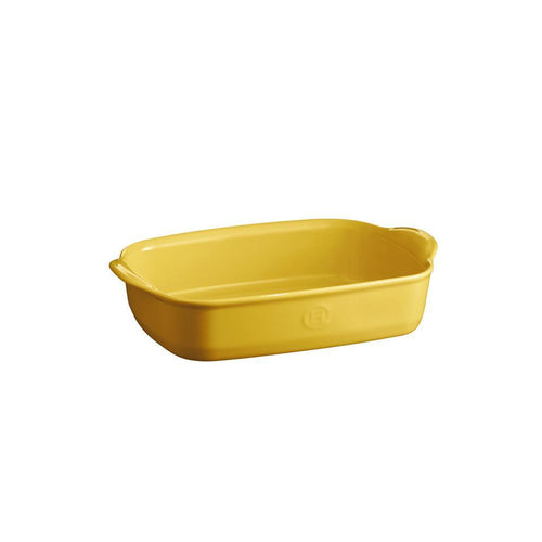 Emile Henry High Resistance 1.6L Rectangular Baking Dish Provence Yellow 2019