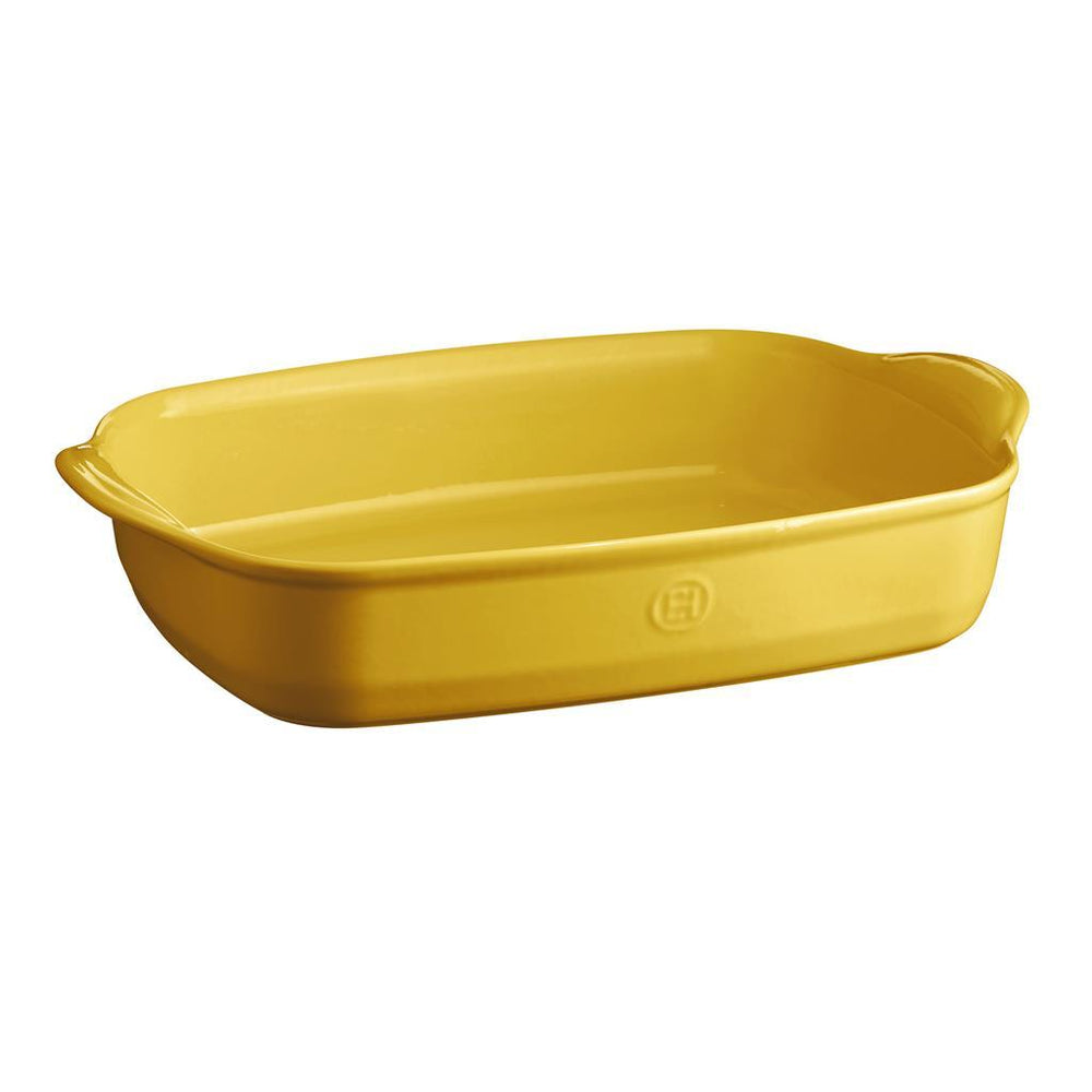 Emile Henry High Resistance 4.5L Rect Baking Dish Provence Yellow 2019